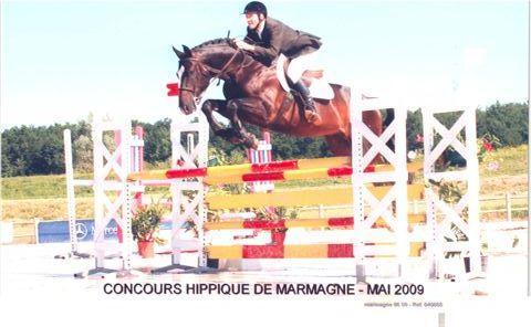 vitesse 120 Marmagne (mai 2009)